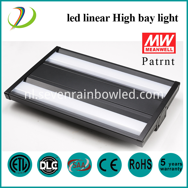 AC100-277V Led Low Bay Fixtures